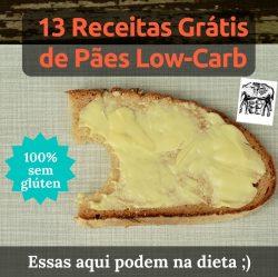 pães low carb